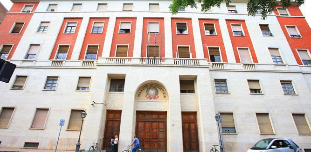 Foto carousel del Tribunale di Alessandria